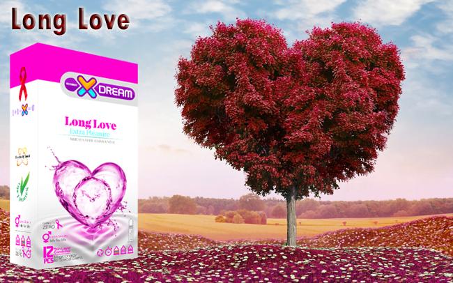 خرید کاندوم لذت طولانی ایکس دریم - XDream Long Love 2 - تیبوکا
