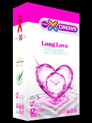 خرید کاندوم لذت طولانی ایکس دریم - XDream Long Love Condom