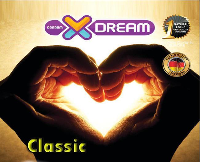 خرید کاندوم کلاسیک ایکس دریم - Xdream Classic Condom - تیبوکا