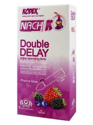 خرید اینترنتی کاندوم تاخیری دابل دیلی ناچ | تیبوکا