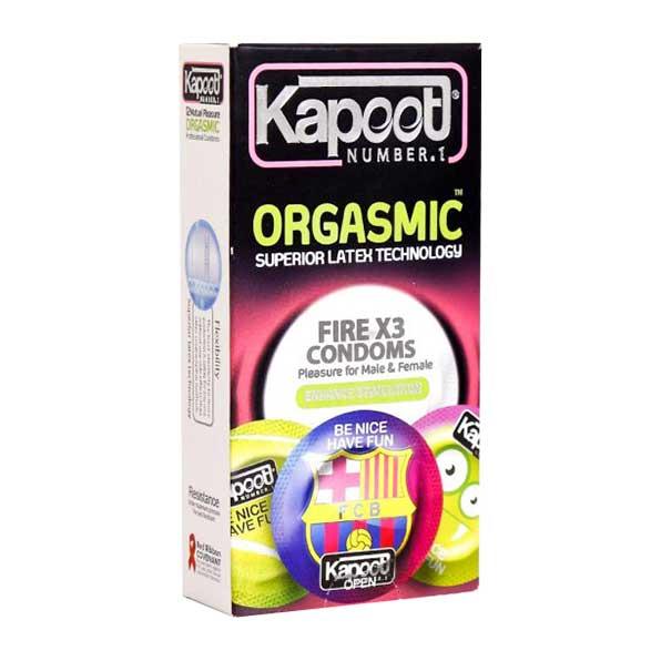 خرید اینترنتی کاندوم خاردار تاخیری کاپوت | تیبوکا