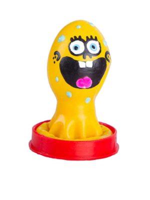 خرید آنلاین کاندوم عروسکی باب اسفنجی | تیبوکا