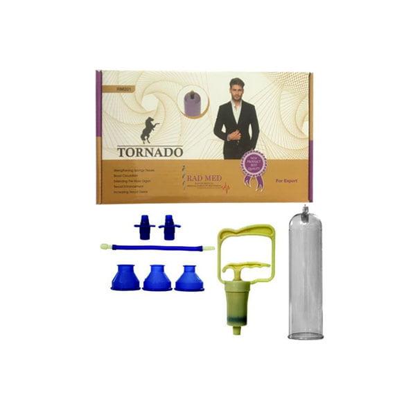 دستگاه وکیوم مردانه تورنادو اصل | تیبوکا